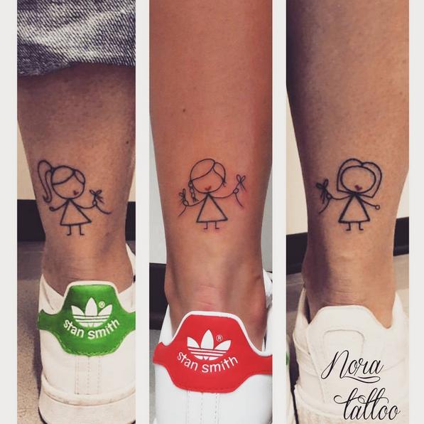 La Amistad Es Lo Más Hermoso Y Estos 13 Tatuajes Para Compartir Con