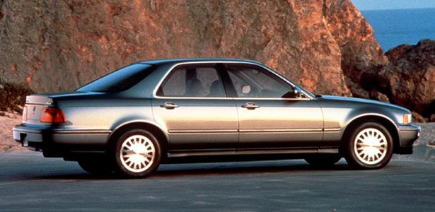 Its Official Acuras First Cars Are Now Classics Acura - Acura legend manual transmission for sale