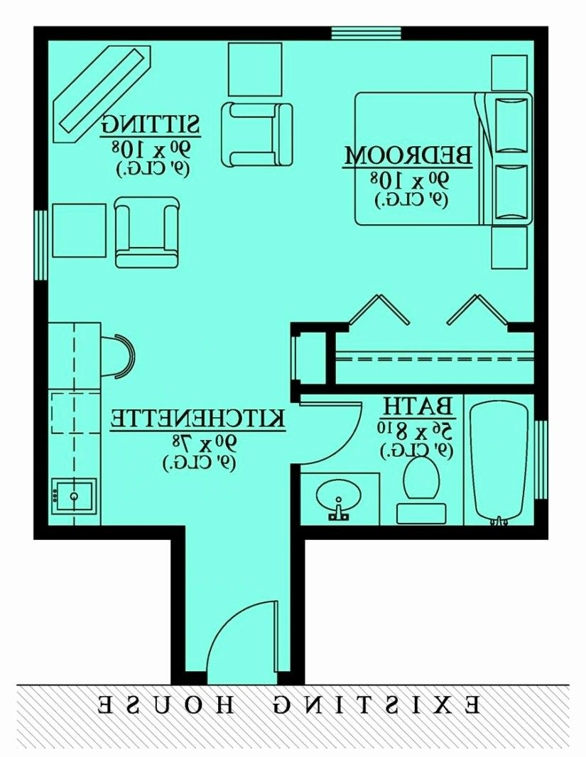 Detached Mother In Law Suite Floor Plans Google Search In Law House Mother In Law Apartment Bedroom Addition Plans