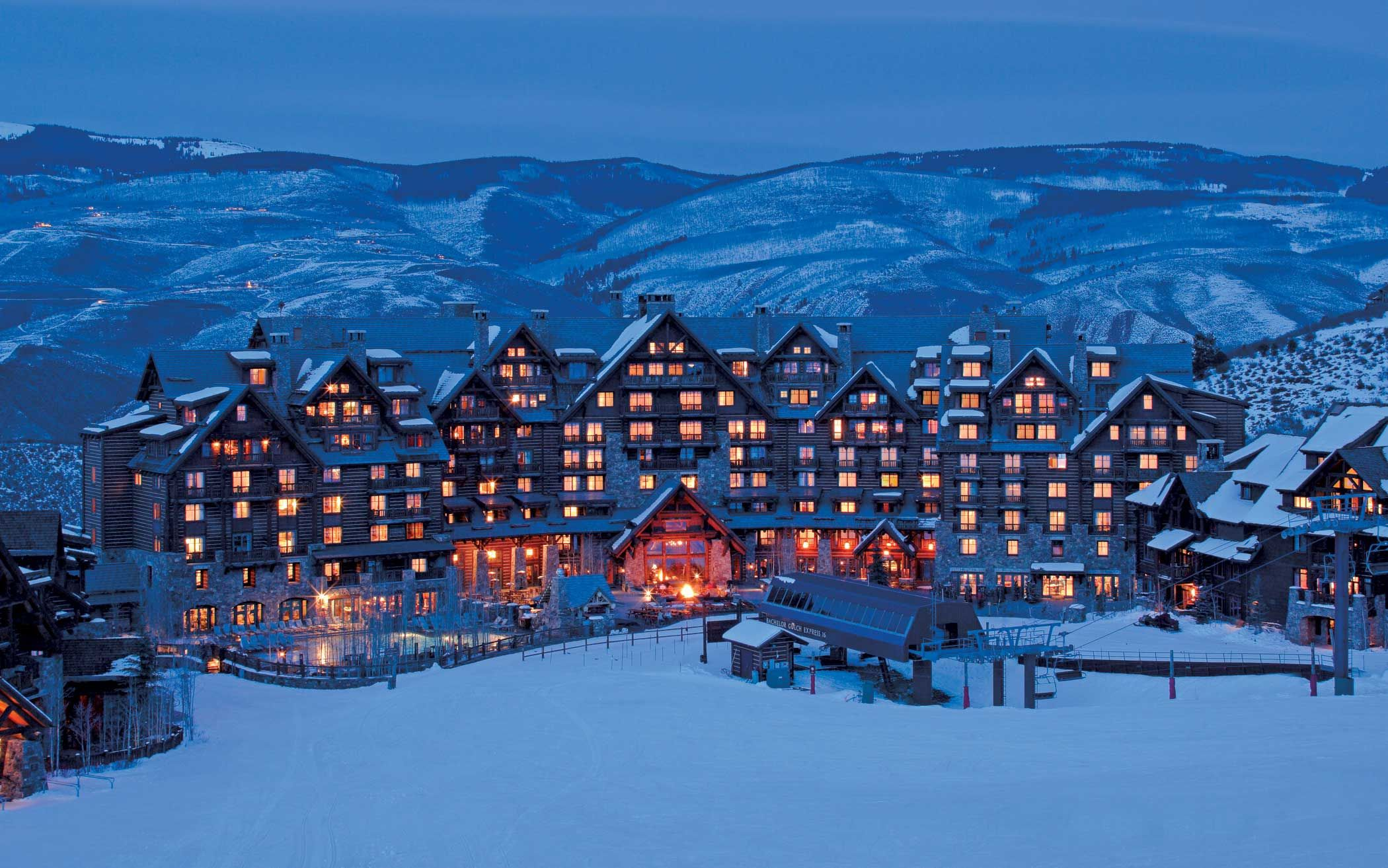 ski-in/ski-out at our family-friendly, beaver creek luxury resort