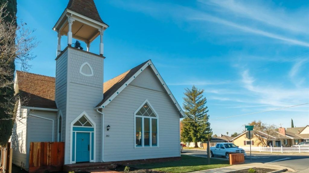 This former church in Northern California changed hands for a single dollar. What happened after the sale was completed is truly worthy of a hallelujah.