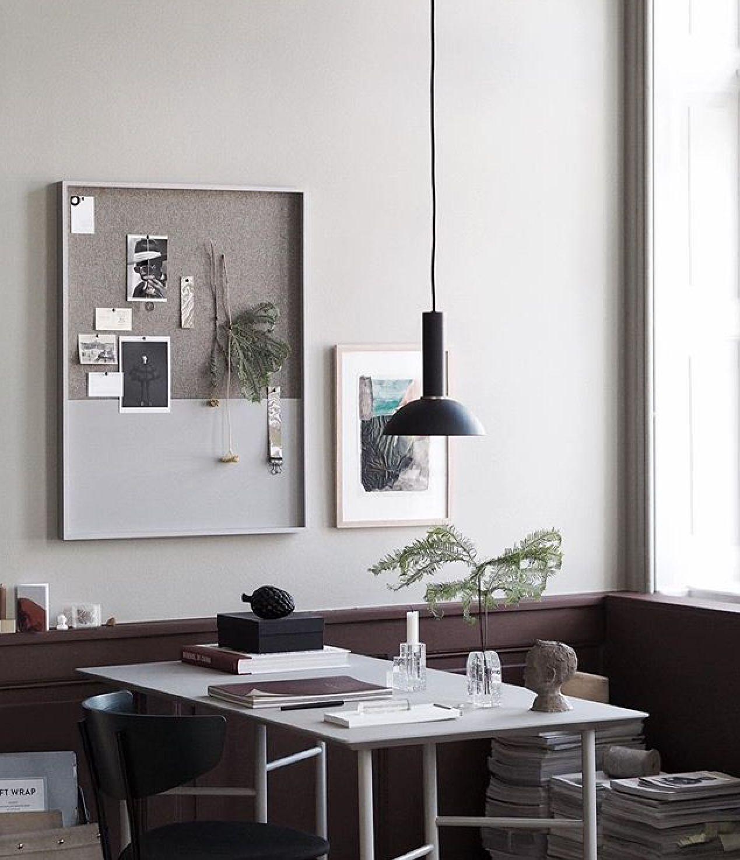 Pin by Traci Alleman on Desks   Interior, Scandi interiors ...