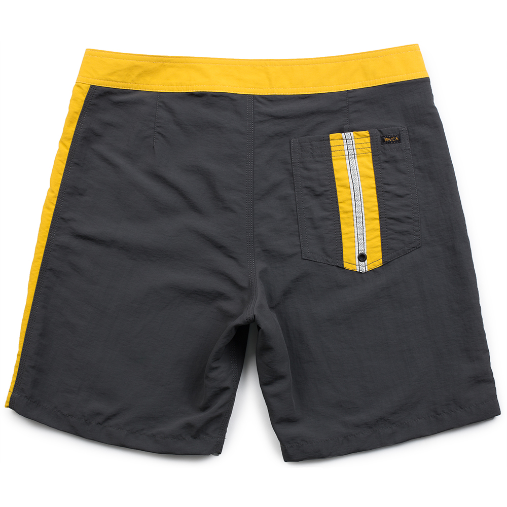 73dedf866e The RVCA Ericson Trunk is a classic quick dry boardshort with a ...