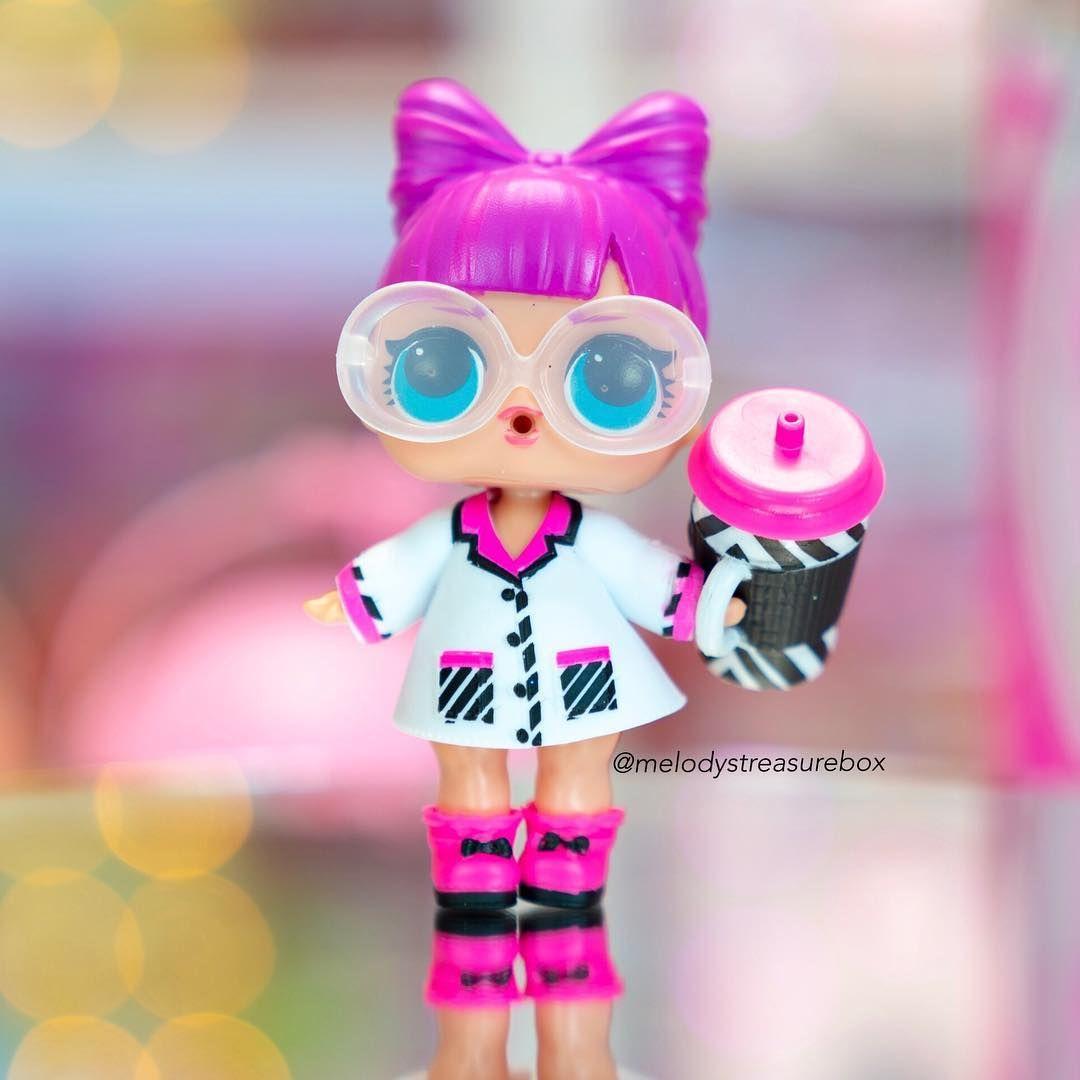 Color change Ultra Rare LOL Surprise Punk Boi Boy Confetti Pop Doll collect toy