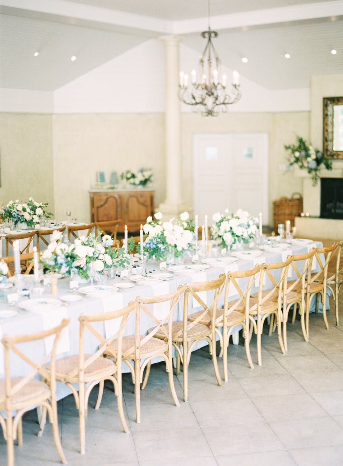 Wedding room decoration ideas 2018  Magical Garden Wedding at Milton Park Country House in Australia