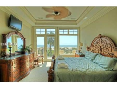 What a view!    #bedroom #hiltonhead #realestate
