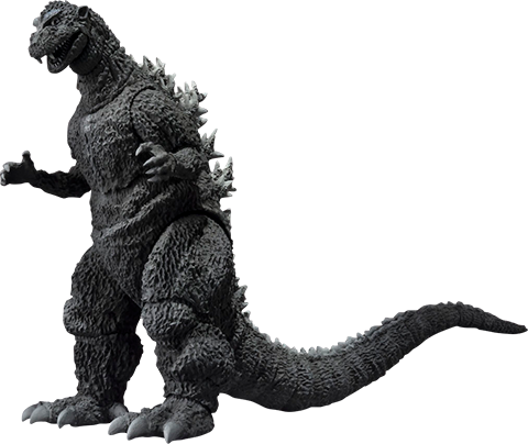 Godzilla 1954 Collectible Figure Sideshow Collectibles