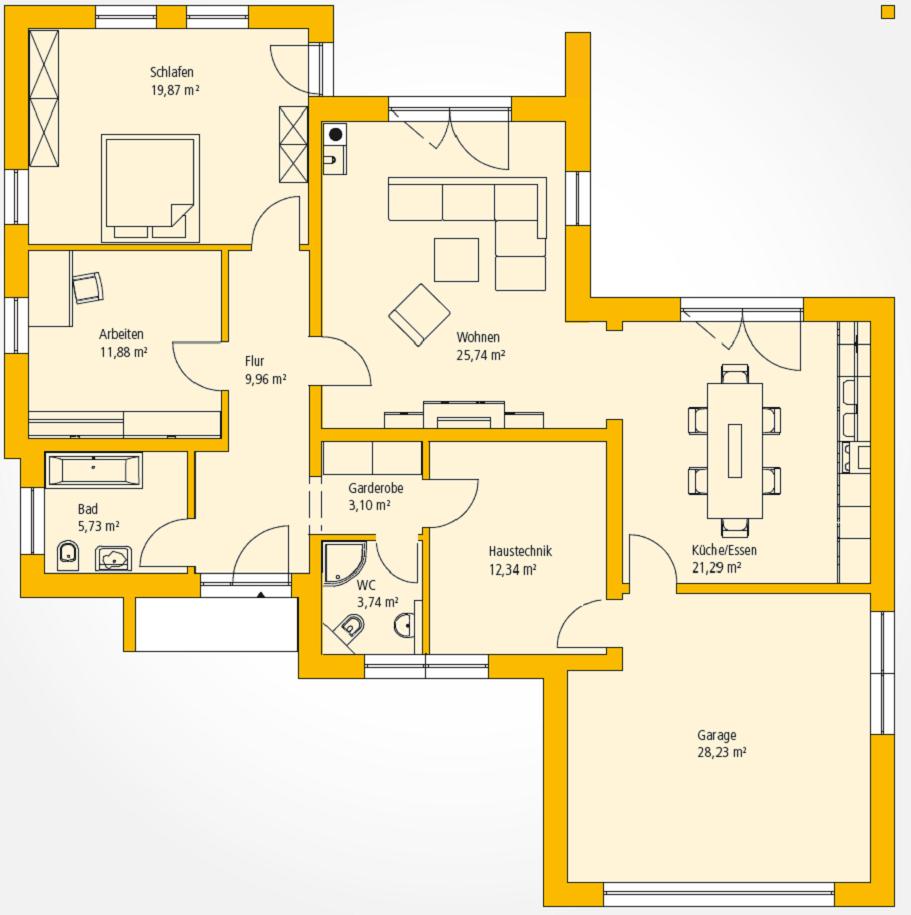 Grundriss   Grundriss   Pinterest   Grundrisse, Hausbau und Hof