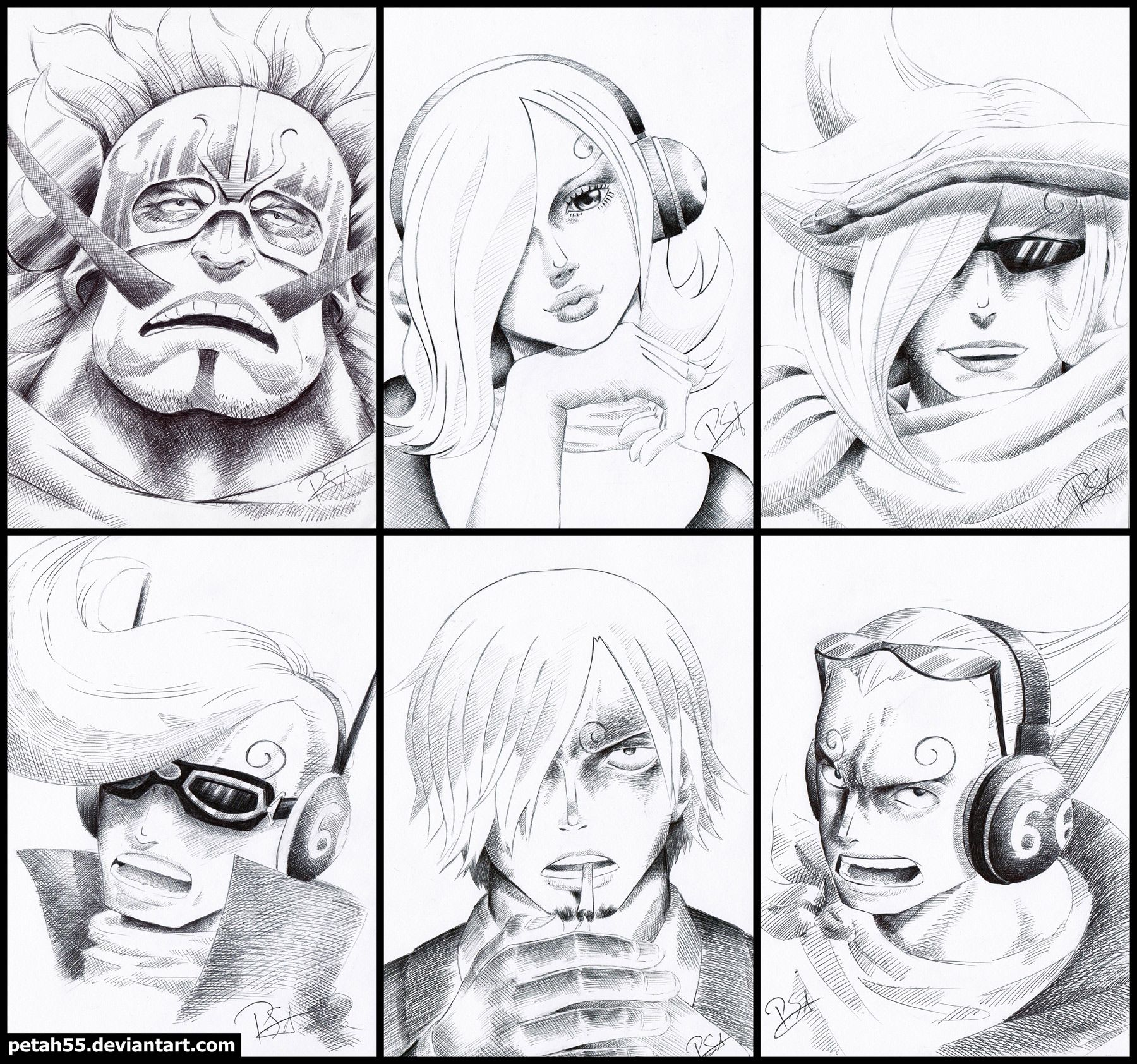 One Piece Animé, Anime
