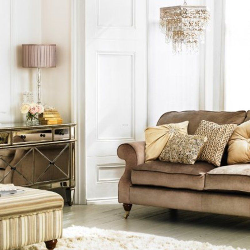 Romantic 1930s Style Living Room By Mydeco Insider Uk