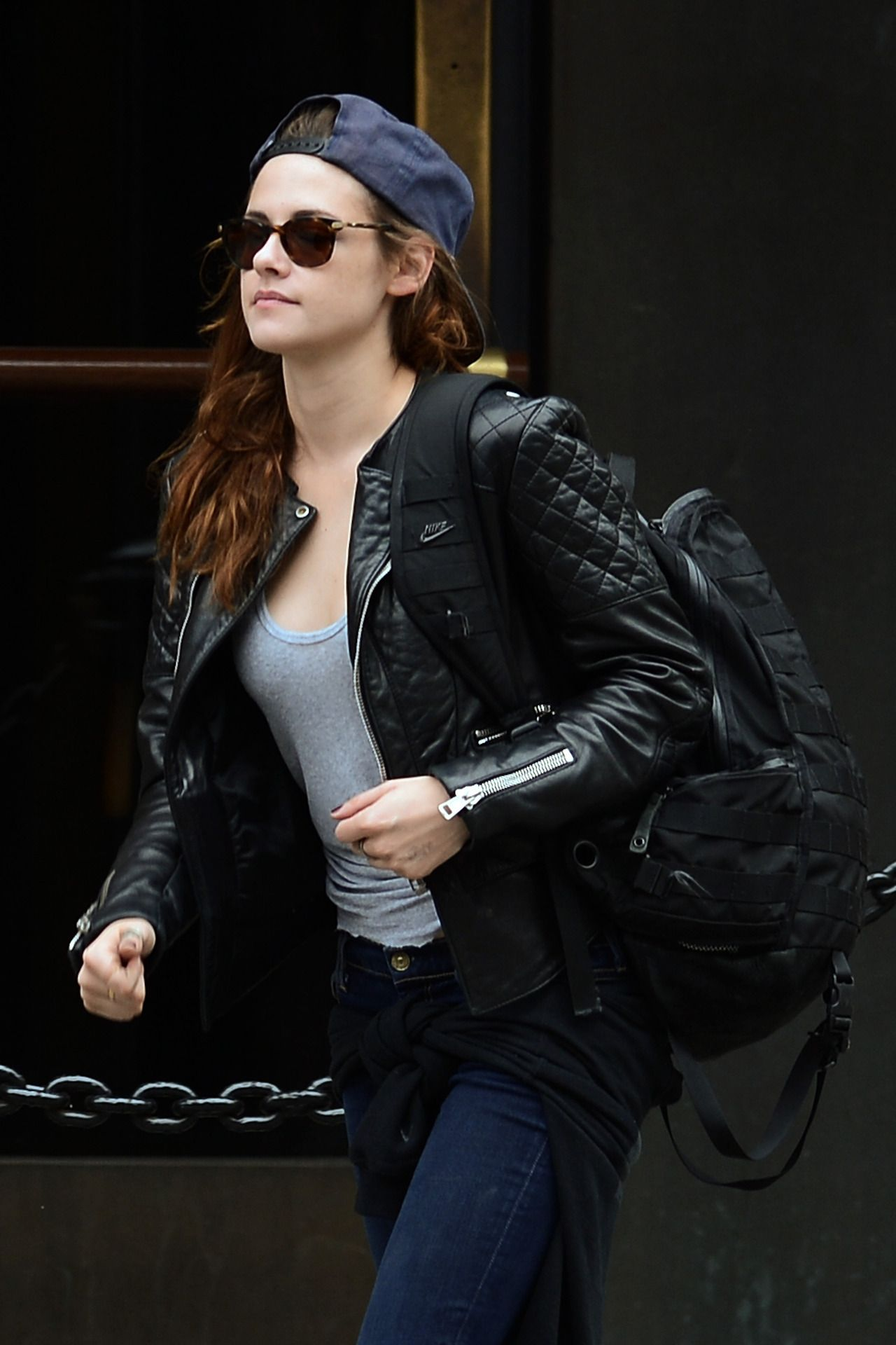 Kristen Stewart Street Style Tumblr The