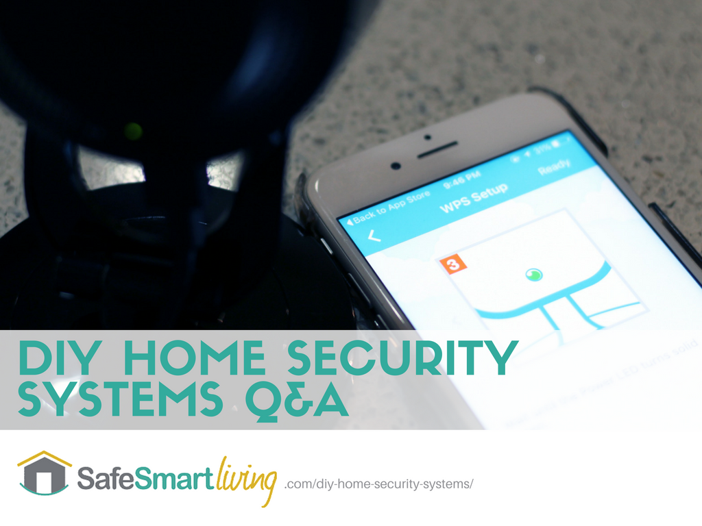 We answer 9 burning questions on diy do it yourself home we answer 9 burning questions on diy do it yourself home security systems solutioingenieria Gallery