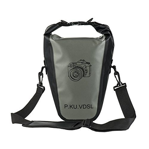 aaf809b3909e Waterproof Dry Bag PKUVDSL Roll Top SLR Camera Bag Aquatics Dry ...