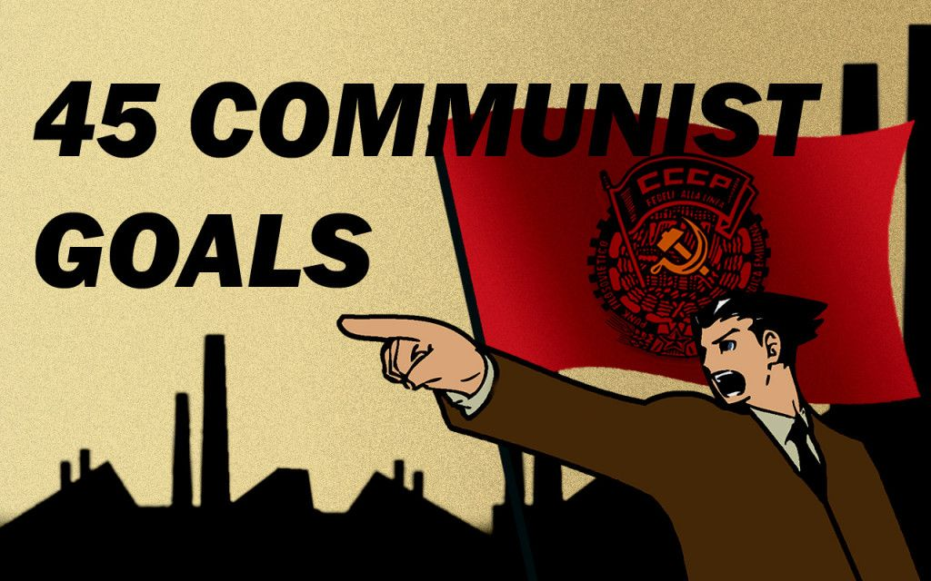 Revolution Against The Communist Control Of MSM And