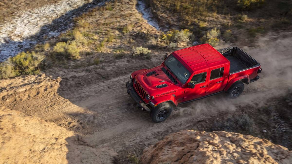2020 Jeep Gladiator Drive Review Everything You Need To Know About The New Jeep Pick With Pricing Photos And Specifications Jeep Gladiator
