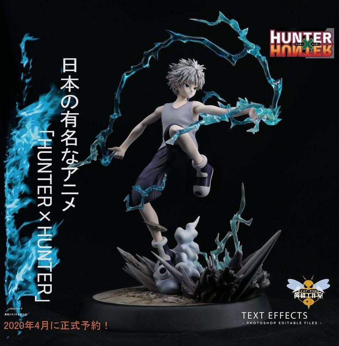 Hunter x Hunter Killua Zoldyck Resin Model 1//6 Scale Painted Figure IN STOCK