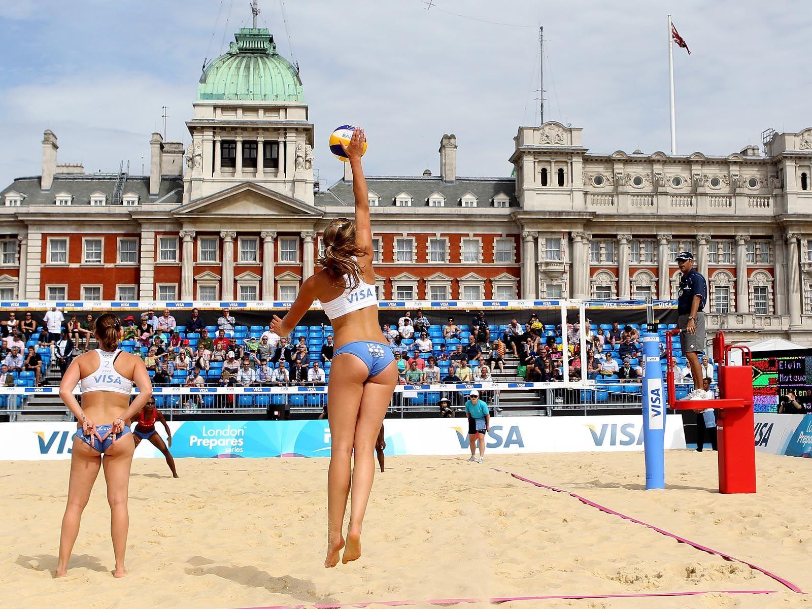 Pin On Beach Volleyball Girls London 2012 Olympics