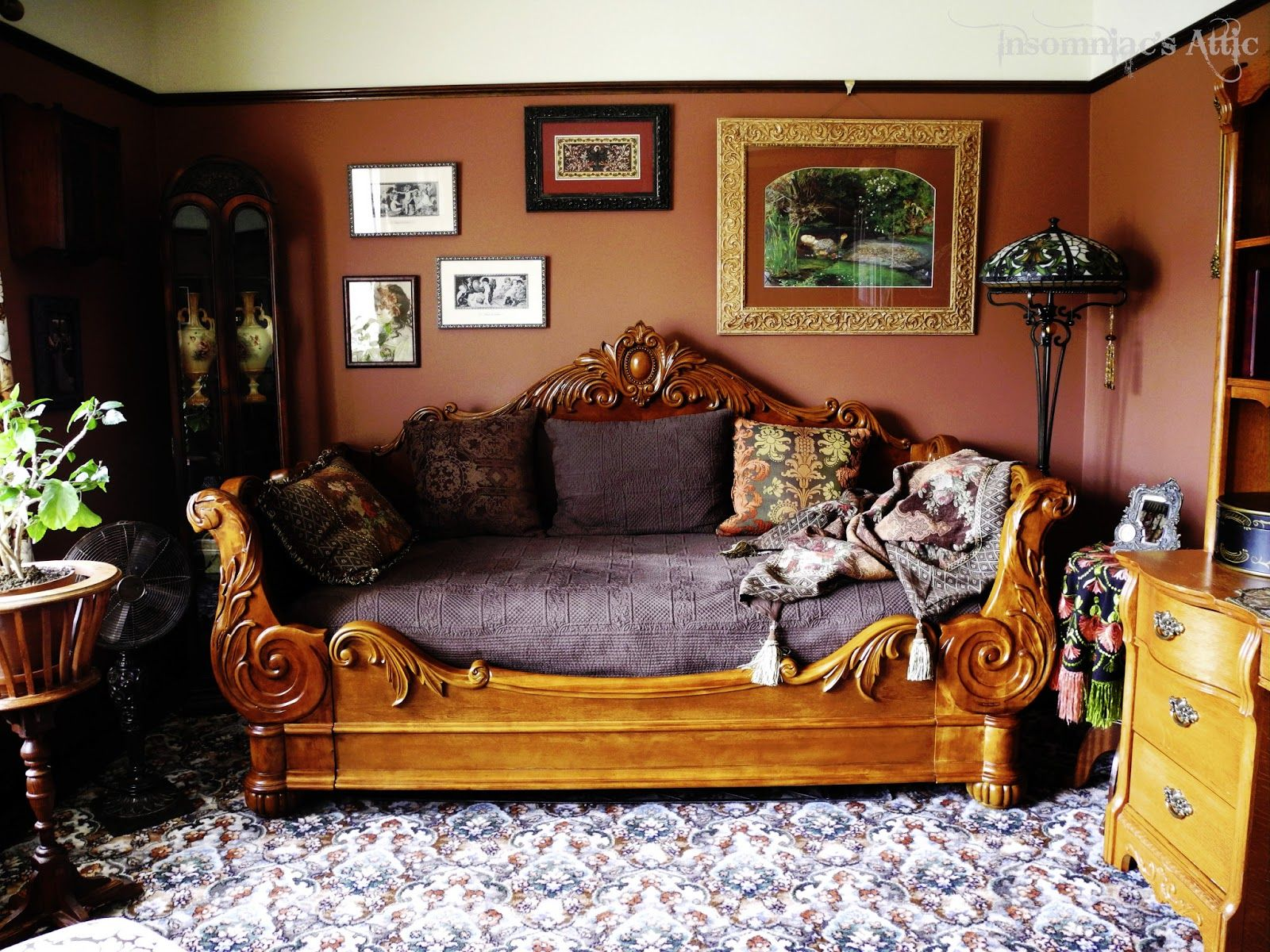 Edwardian Day Bed Can Be Bought At Victorian Trading