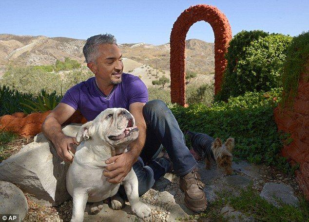 En Su Rancho De Santa Clarita Cesar Millan Dog Whisperer