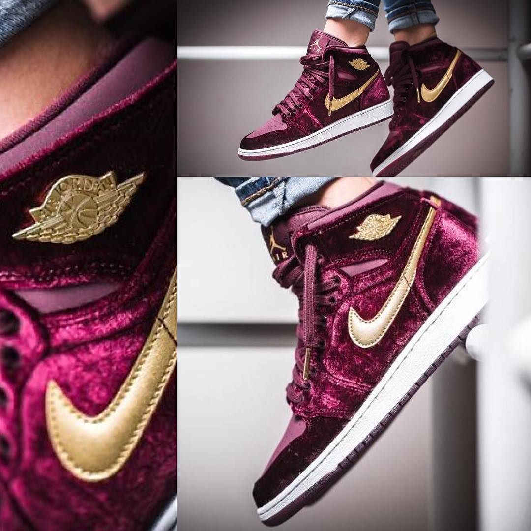 c231b75680d SHOP  Nike Air Jordan 1 Retro High Heiress
