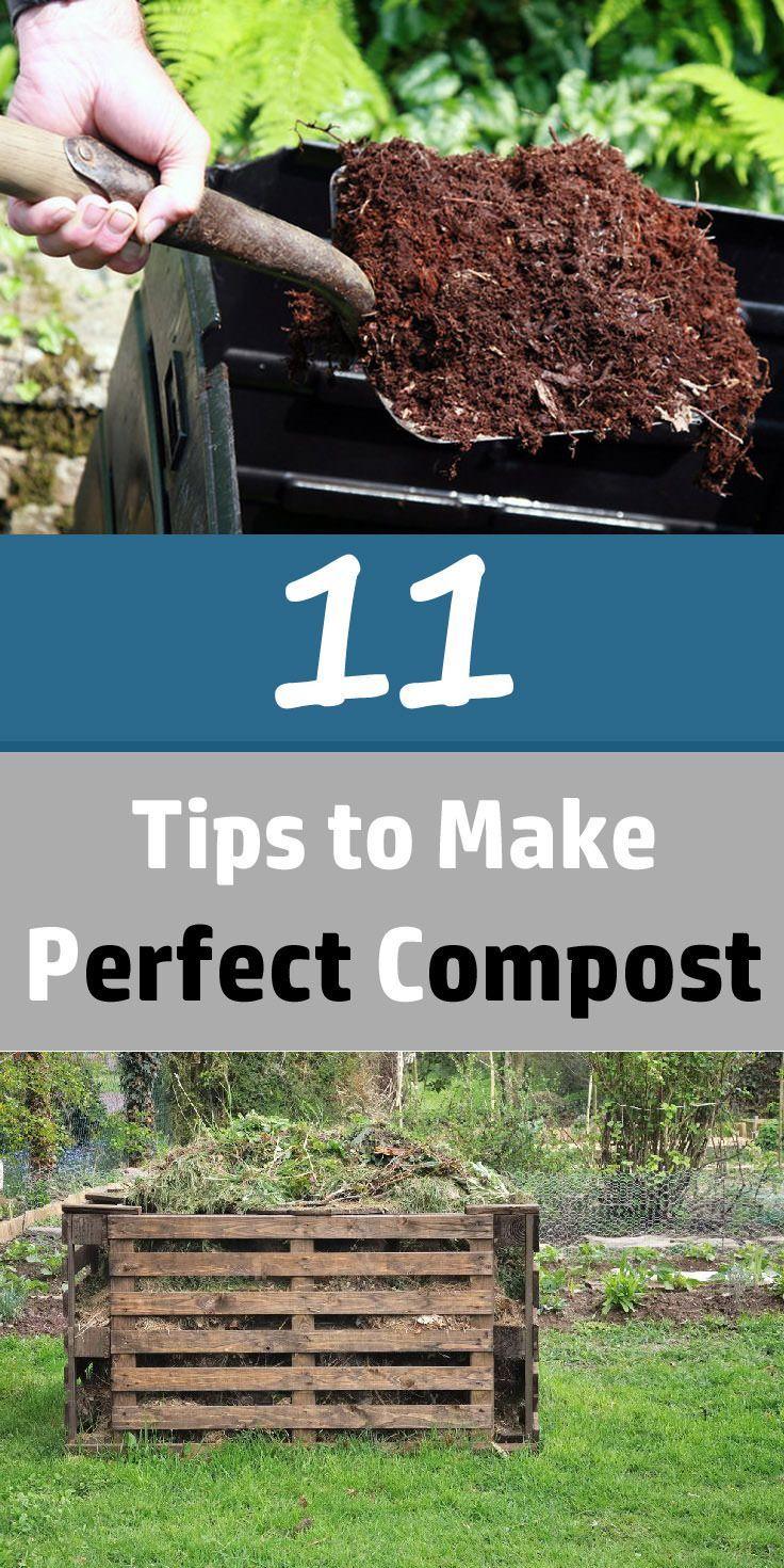 Gardening Good Composting Tips Garden compost