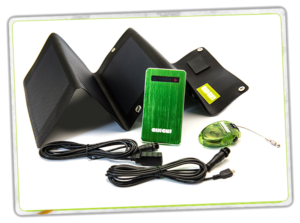 Solar power pack to your tent purchase and never be without power & Add the Cinch! Solar power pack to your tent purchase and never be ...