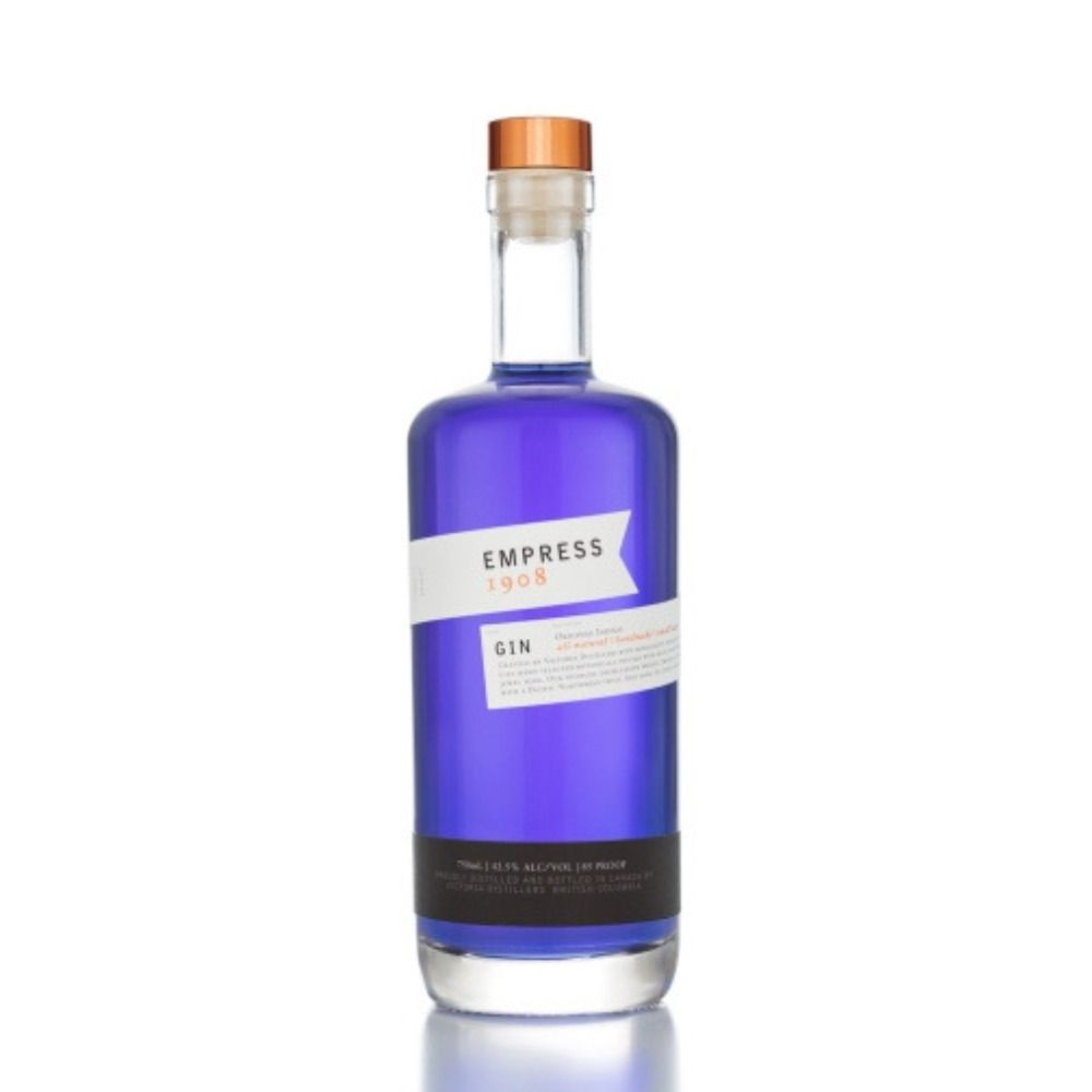Empress 1908 gin 70cl gin drinks butterfly pea