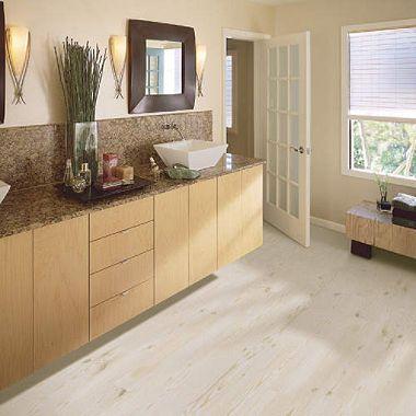 Traditional Living Premium Laminate White Pine 10mm 1 Pk Flooring For The Dining Room House Flooring Basement Flooring Options Flooring