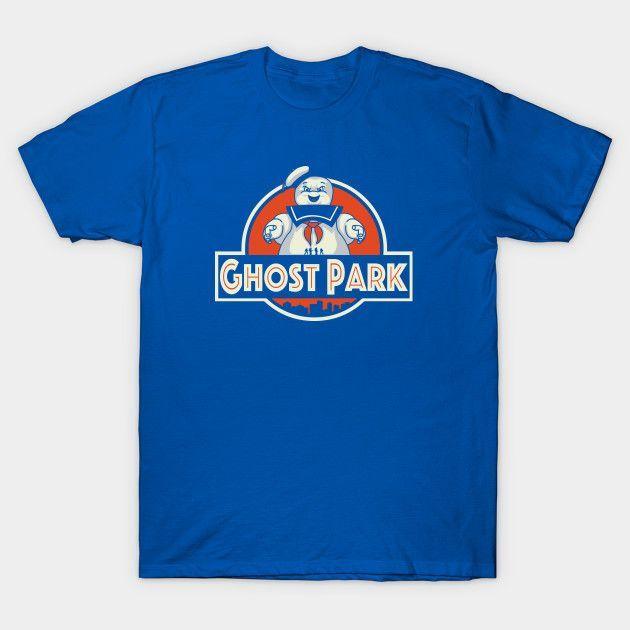 Ghost Park Unisex T-Shirt