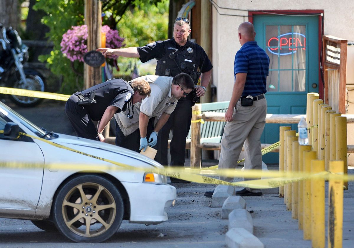 Private Officer Breaking News: Bail bond agents involved in