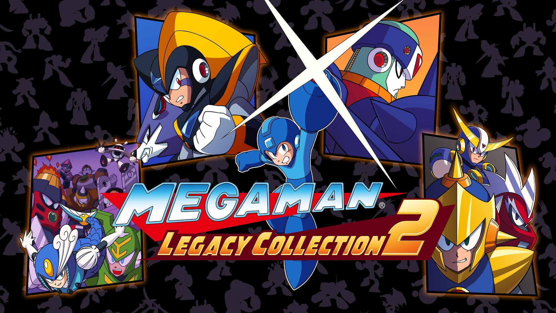 Mega Man Legacy Collection 2 Collects Mega Man 7 10 Obviously Can T Come To 3ds Mega Man Legacy Mega Man Legacy Collection