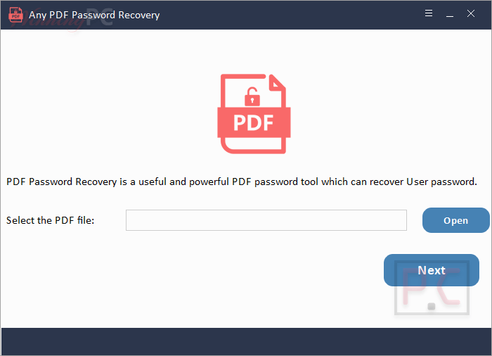 Giveaway Any Pdf Password Recovery Free License Key Recovery Pdf Passwords