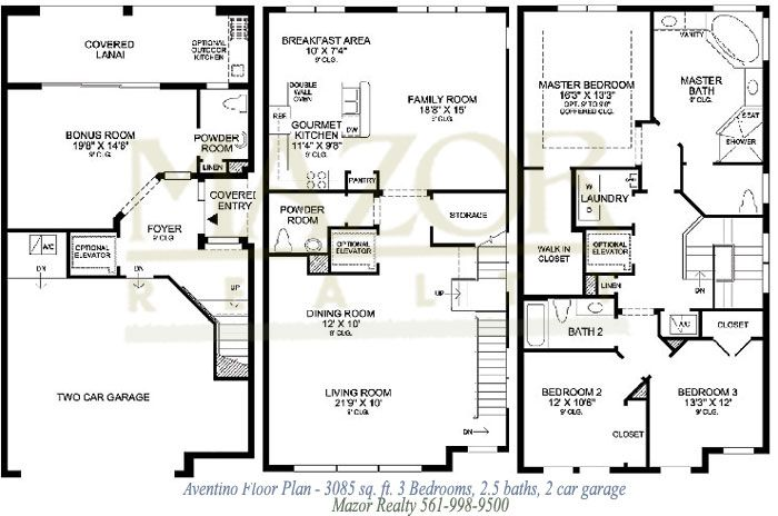 Townhouse Floor Plans Google Search Houses To Build