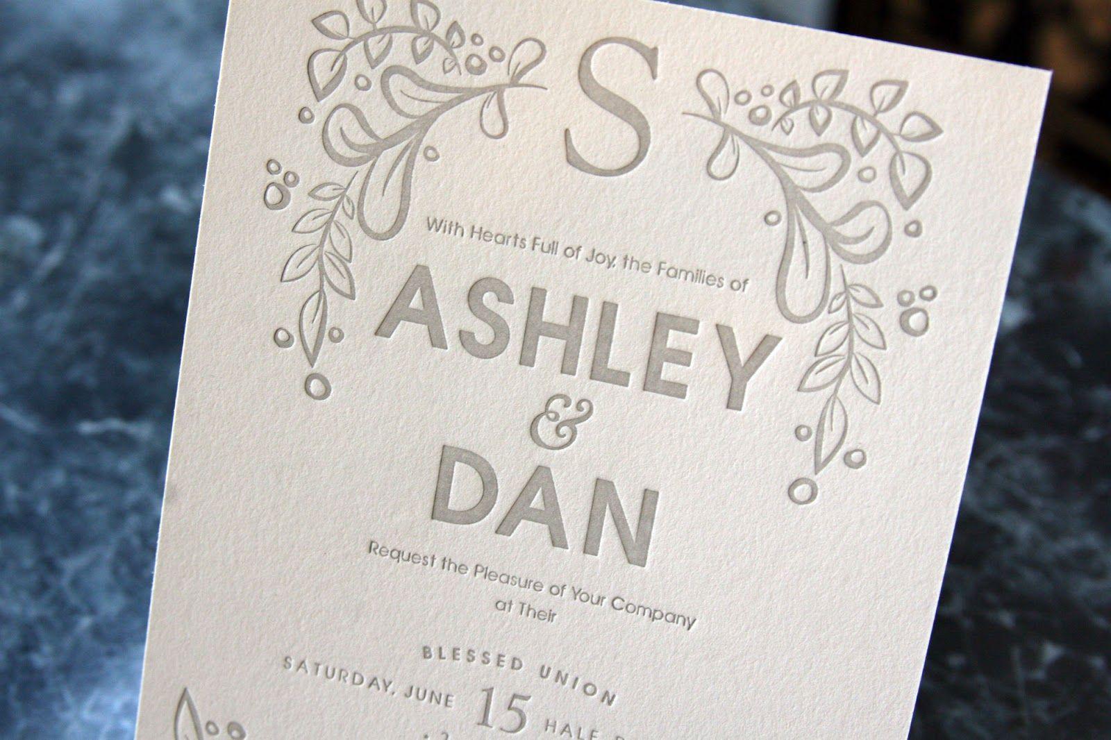Easy Wedding Invitation Wording - http://www.ikuzowedding.com/easy ...