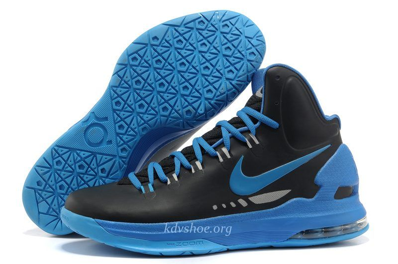 kd v nike basketball high tops for boys | Model: KD V Shoe