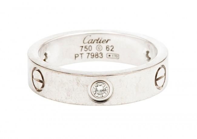 cartier ring for men