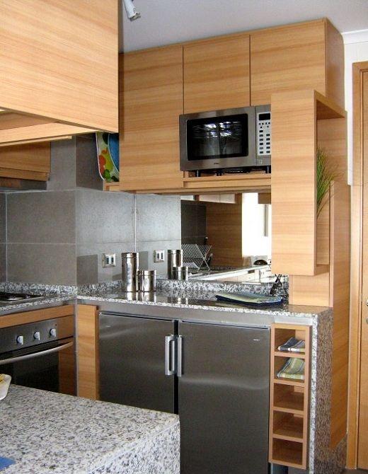 Dise o cocinas peque as buscar con google ideas para el hogar cocinas para espacios Cocinas espacios pequenos