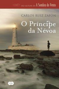 CCL - Cinema, Café e Livros: Resenha: O Príncipe da Névoa – Carlos Ruiz Zafón