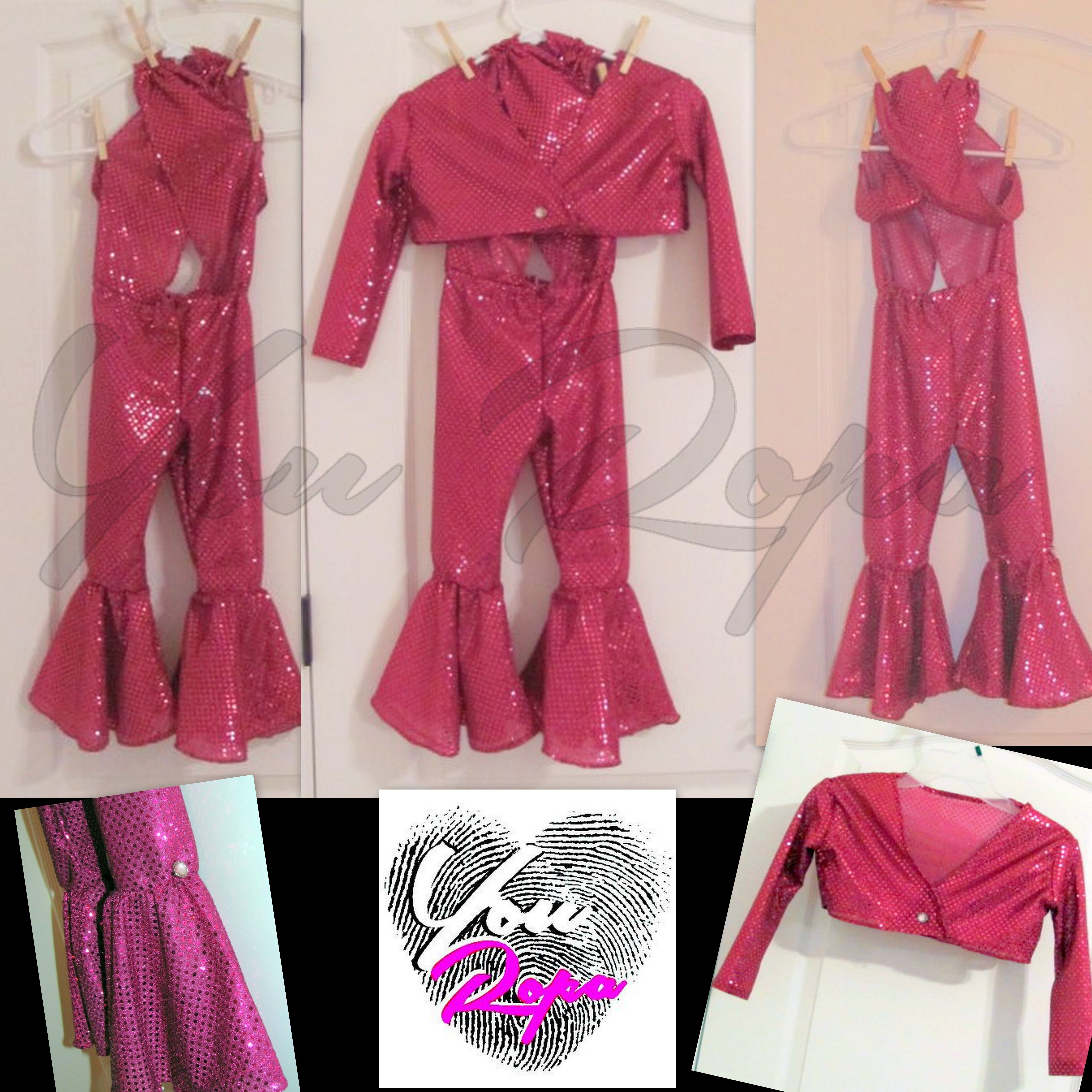 Here you have it! The custom ordered Child's Selena Costume is now ...