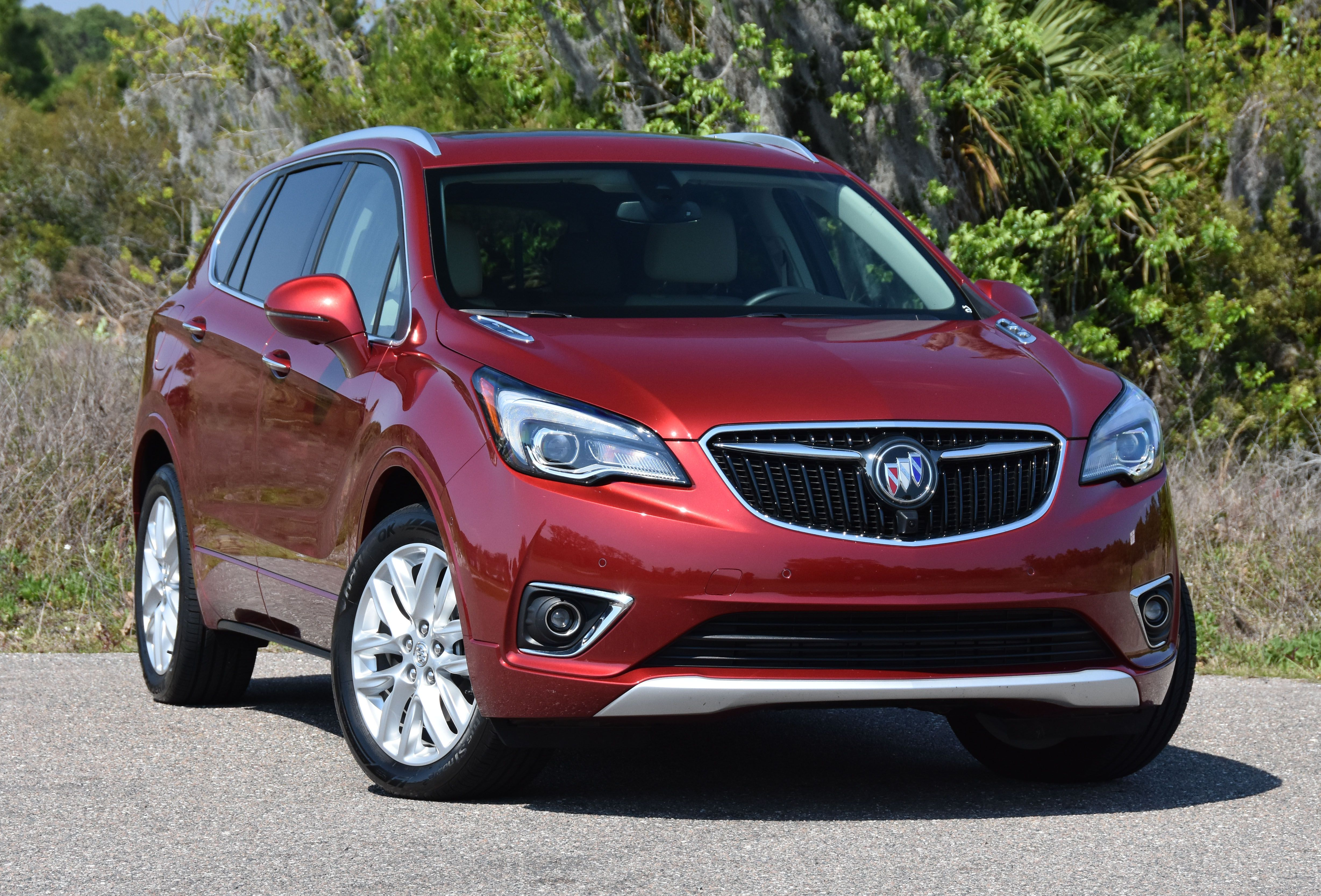 2019 Buick Envision Premium Ii 2 0t Awd Review Test Drive Buick Envision Buick Driving Test