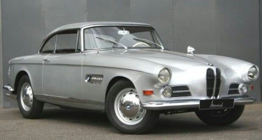 1956 BMW 503 - Coupe´Serie I | Cars | Pinterest | BMW and Cars