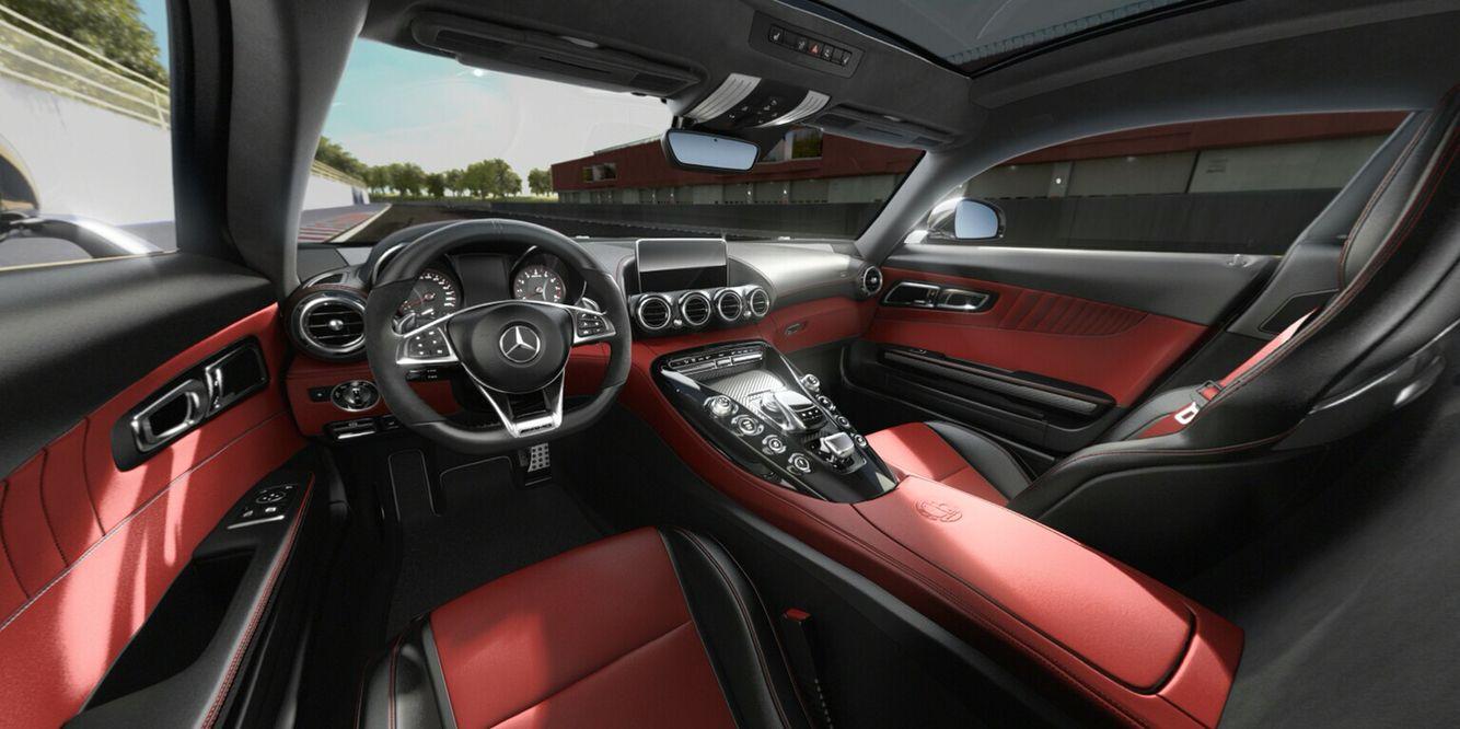 Mazda Dealership Atlanta >> Mercedes Amg Gt S Coupe Interior Mercedes Amg Gt S