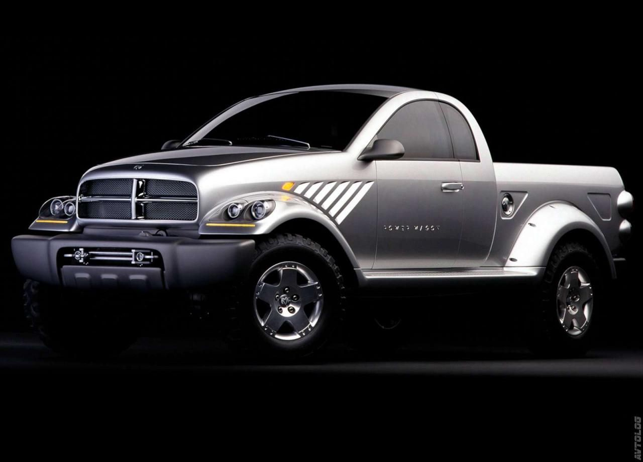 49+ Dodge power wagon concept ideas