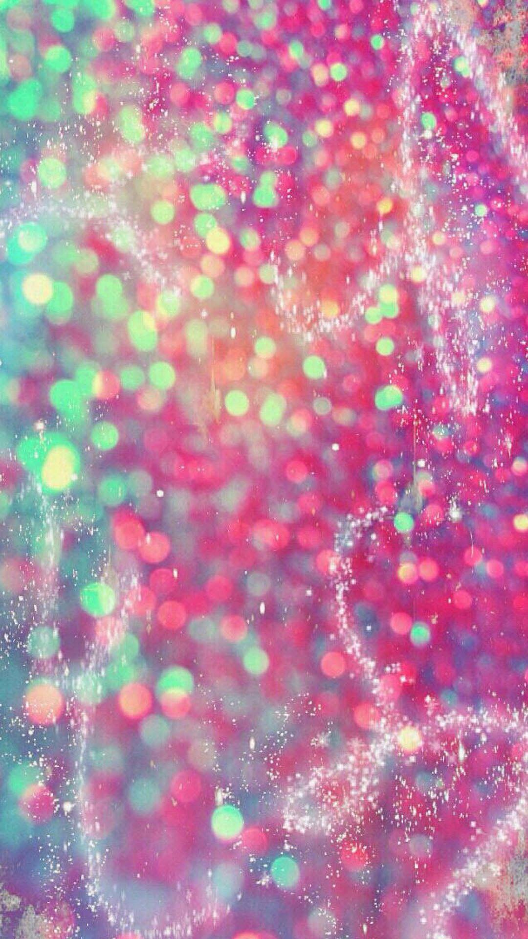 Glitter Wallpaper Shine