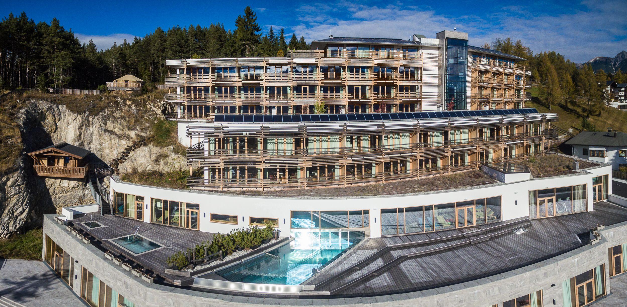 Nidum Casual Luxury Hotel In Seefeld Tirol Leadingsparesorts