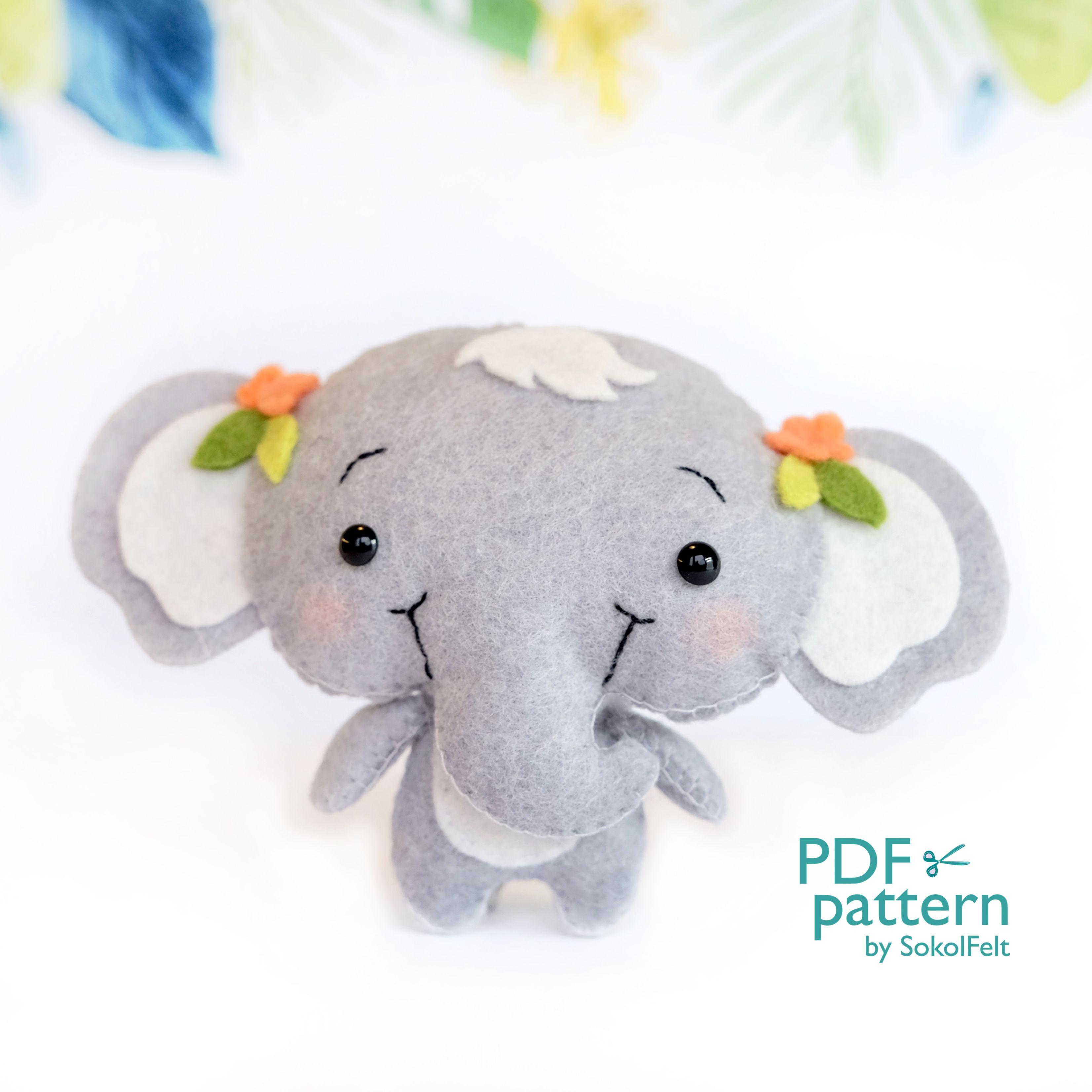Tut Tut Animals Figura Elefante