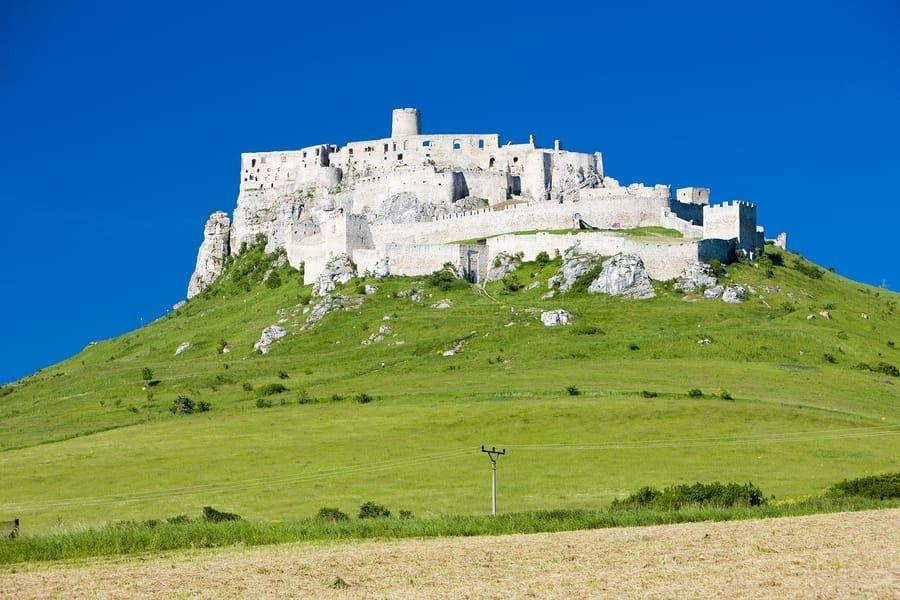 Spis Castle (Spissky Hrad) | Slovakia.com