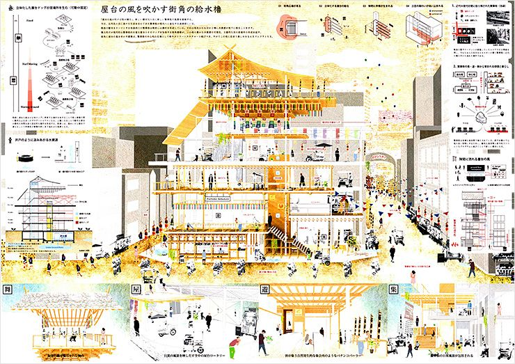 結果発表 Architecture Presentation Environment Design