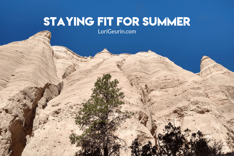 How do you stay fit for summer? In this post I share summer fitness tips and strategies to help you...