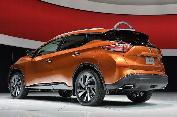 La Nueva Nissan Murano